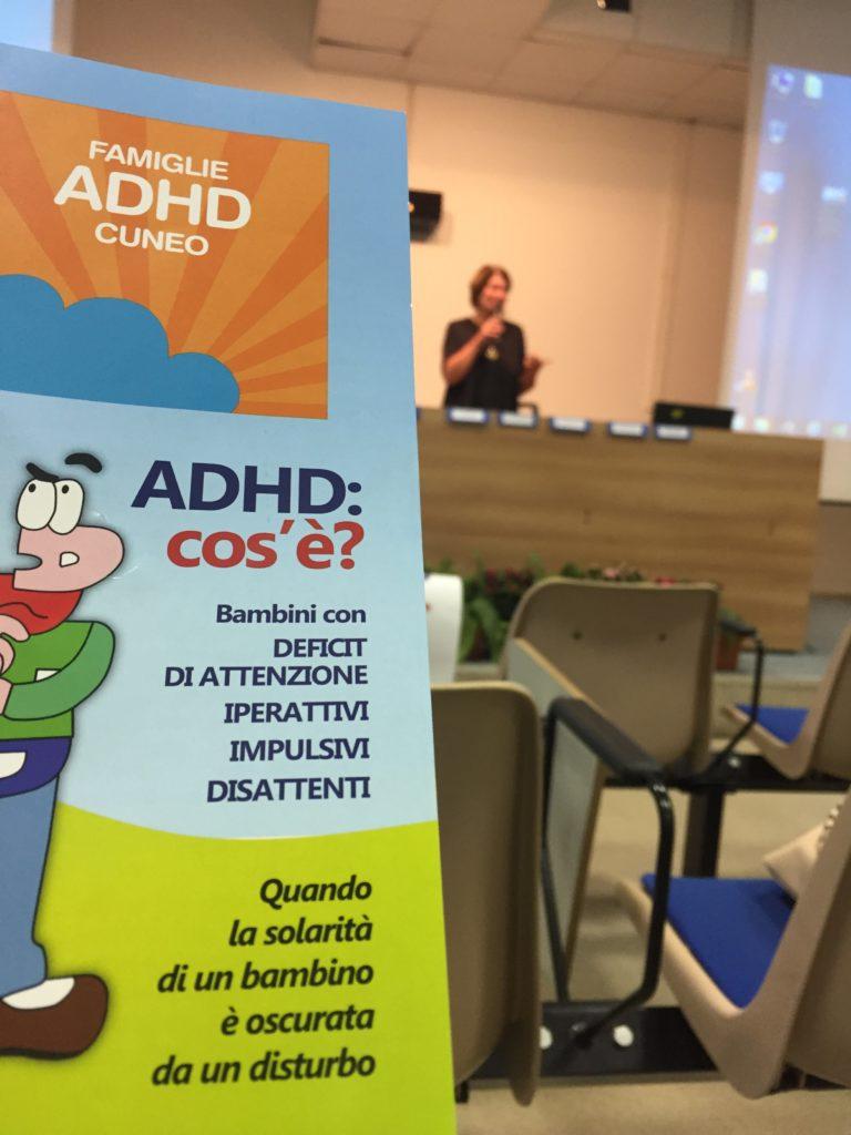 """Convegno: """"IL DISTURBO DA DEFICIT DI ATTENZIONE E IPERATTIVITÀ (ADHD)"""""""